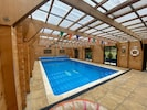 Pool (shared with one other lodge)