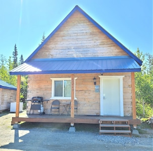 Parc du Cape Ninilchik, Ninilchik, Alaska, États-Unis d'Amérique