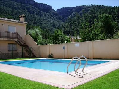 La Iruela, Andalousie, Espagne