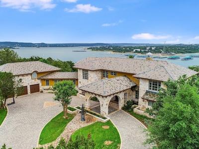 Welcome to Lakeside Estates!
