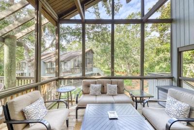 Parkside Villas, Kiawah Island, South Carolina, United States of America