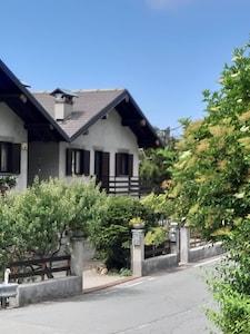 Una casa al centro della Valle d'Aosta
