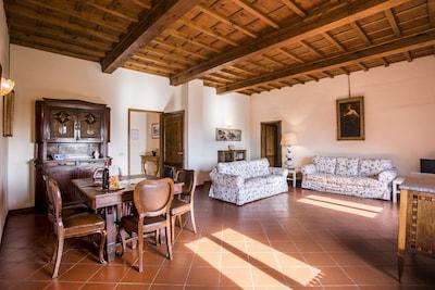 Maiano, Fiesole, Toscane, Italie