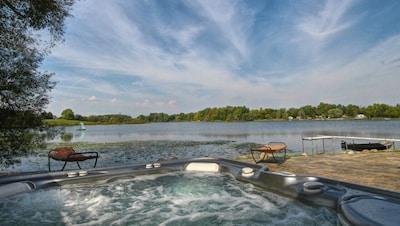 Watkins Lake State Park, Brooklyn, Michigan, USA