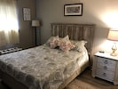 Beautiful and relaxing master bedroom - just  updated!