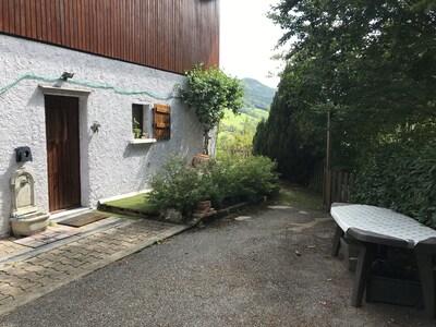 Aillon-le-Jerune, Savoie, France