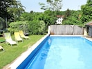 Swimming Pool, Property, Leisure, Grass, Backyard, Real Estate, House, Yard, Tree, Building