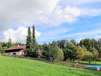 Natur, Baum, Natürliche Landschaft, Himmel, Wolke, Grün, Eigentum, Haus, Grundstueck, Natürlichen Umgebung