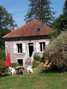 Lormes, Nievre, France