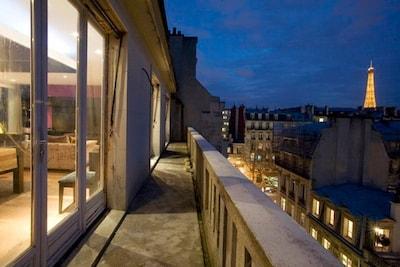 Chaillot, Paris, Frankreich
