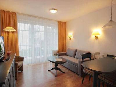 Palais et hôtel Kurhaus Binz, Binz, Mecklembourg-Poméranie-Occidentale, Allemagne