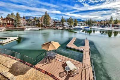 Tahoe Keys, Tallac Village, California, United States of America