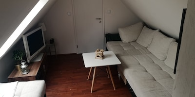 Maisonettewohnung am Badesee bei Kassel