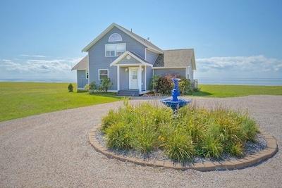 Summerside Range Lighthouse Front, Summerside, Prince Edward Island, Canada