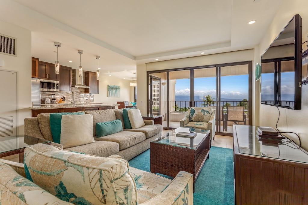 Condo for rent near Black Rock Maui