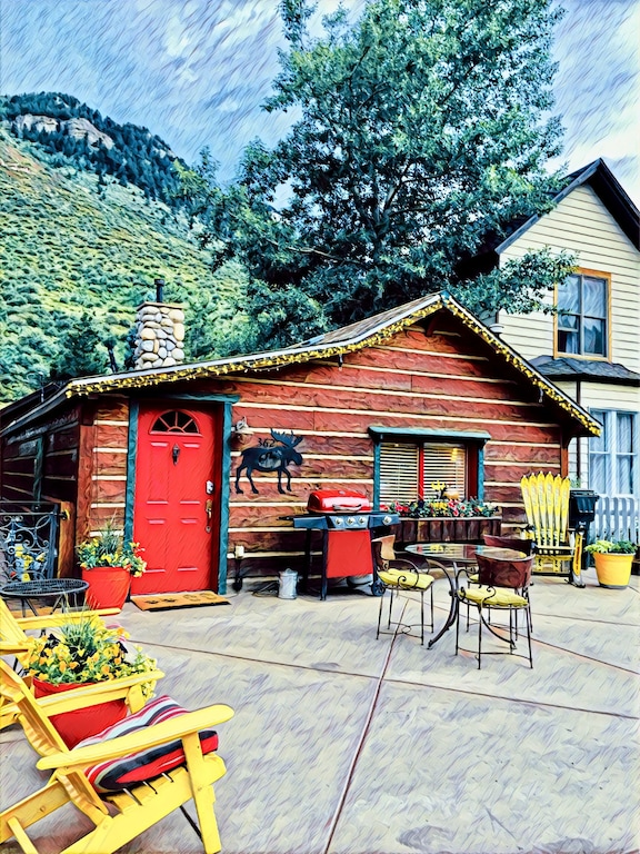 Minturn Ski Cabin Near Vail Beaver Creek 5 Star Rating Minturn