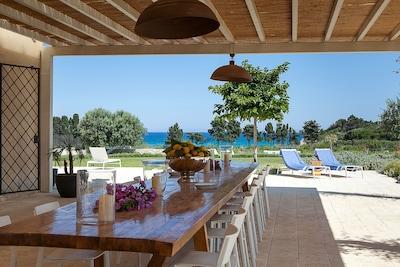 Pineta del Gelsomineto Beach, Avola, Sicily, Italy