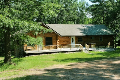 The North Woods Cabin