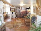 Living Room / Wood Burning Stove