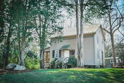Barrage Dreher Shoals, Lexington, Caroline du Sud, États-Unis d'Amérique