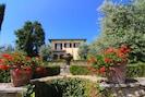 Blume, Himmel, Pflanze, Gebäude, Fenster, Haus, Vegetation, Die Architektur, Baum, Hütte