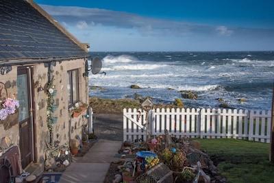 Museums of Scottish Lighthouses, Fraserburgh, Scotland, United Kingdom