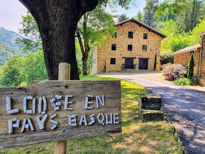 Burguete, Navarre, Espagne