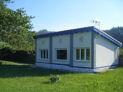 Casa rural (alquiler íntegro) La Cochera de Somao para 2 personas