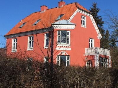 Station S-tog Birkerød, Birkerod, Hovedstaden, Danemark