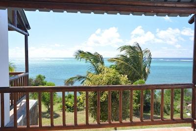 Marché du Port Mathurin, Ile Rodrigues, Île Maurice