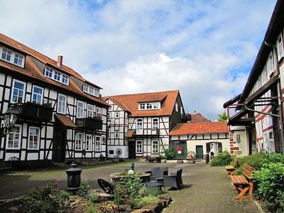 Gesamter Innenhof