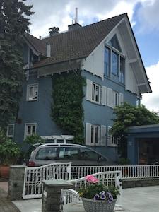 Ferienwohnung mit Pool nahe Frankfurt
