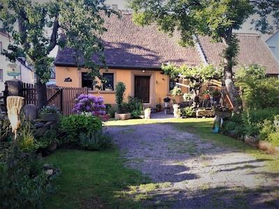 Falkenstein, Palatinat du Rhin, Allemagne