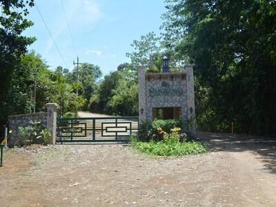 Gated Community.