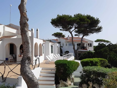Phare de Ciutadella, Ciutadella de Menorca, Baléares, Espagne