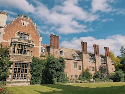 Stade Abbey, Cambridge, Angleterre, Royaume-Uni
