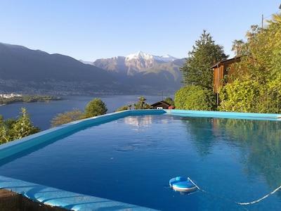 Ranzo, Gambarogno, Canton of Ticino, Switzerland