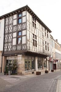 Tournus, Saône-et-Loire (département), France