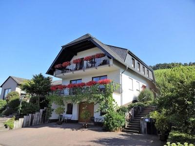 Hausansicht Gästehaus