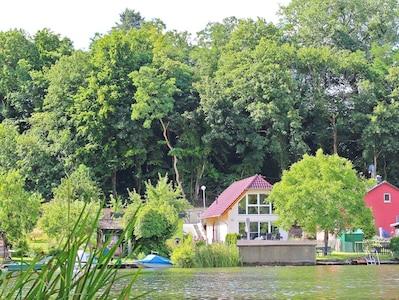 Hohenlychen, Lychen, Brandenburg Region, Germany