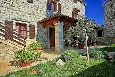 Sveti Nikola (Insel), Poreč, Istrien (Bezirk), Kroatien