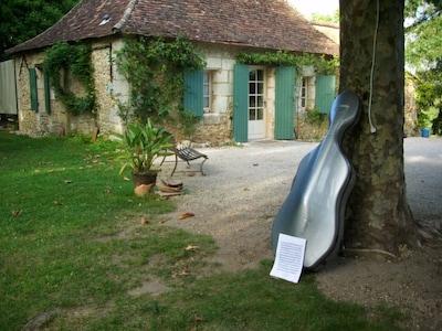 Lembras, Dordogne, France