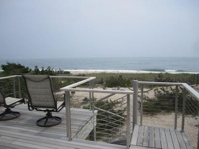 Beautiful Amagansett Beachfront Home with 360 Degree Views