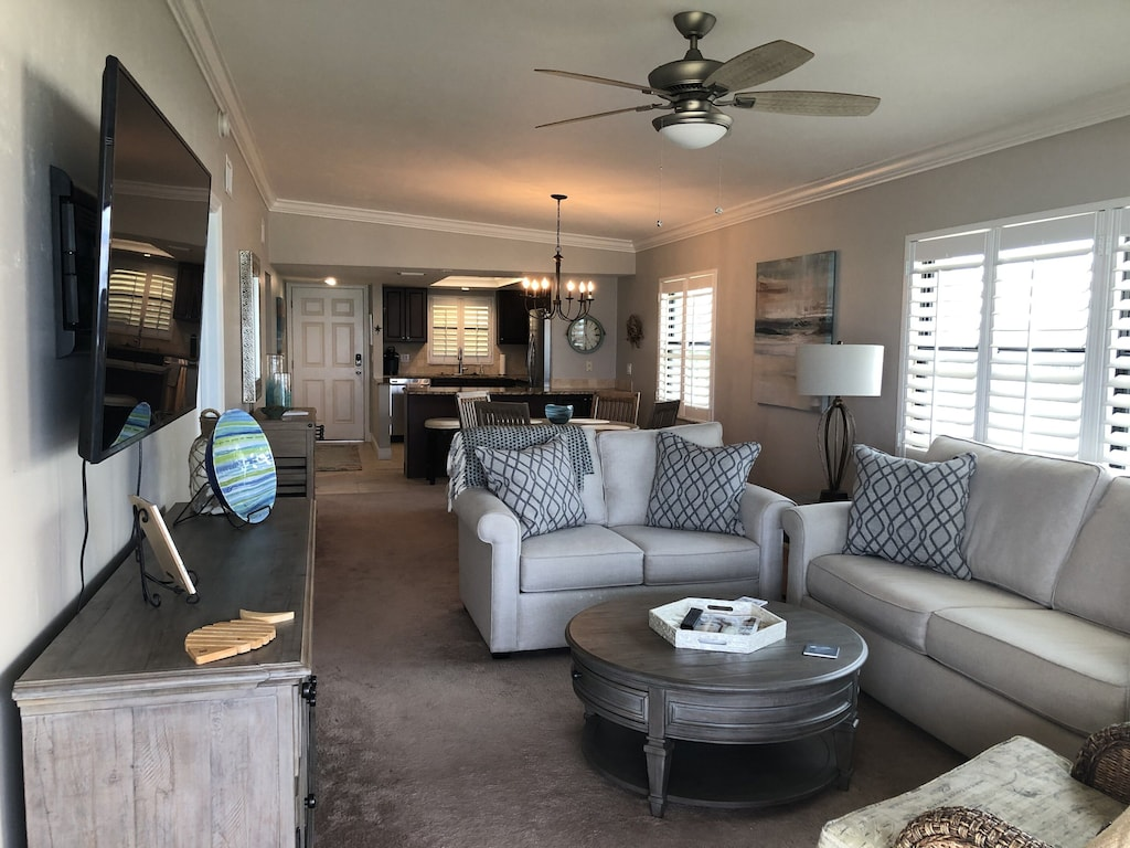 Recently updated with all new furniture!