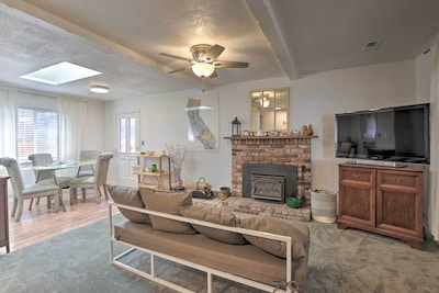 Book your Incline Village retreat to this updated 2-bed, 2-bath vacation rental!