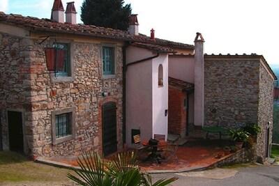 Parco del Neto, Calenzano, Toscane, Italie