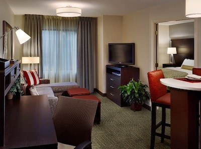 Welcome to our comfortable suite.
