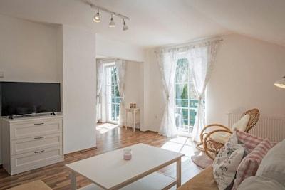 Bergblick-Ferienhaus Weitental - Ferienwohnung Bergblick
