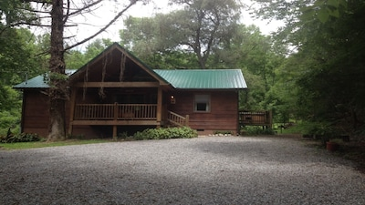 It's Perfect!! Enjoy an acre of private land and hot tub!