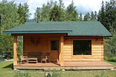 Jackman Flats Provincial Park, Valemount, British Columbia, Canada